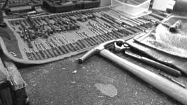 Tools BW