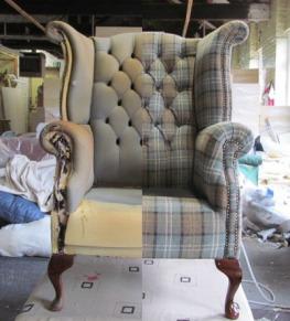 Wing Chair BAA