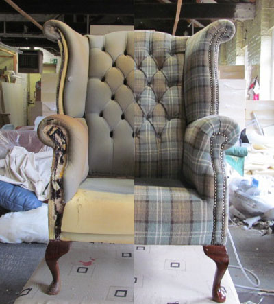 Wing Chair BAA